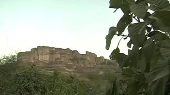 Video : Jodhpur's desert rock park gets new life