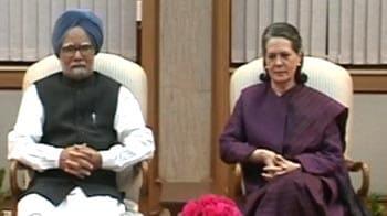 Video : Mamata, DMK undermine govt, ask for amendments to President Patil's address