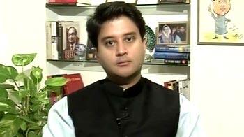 Video : It's a pragmatic Budget which will yield growth: Jyotiraditya Scindia