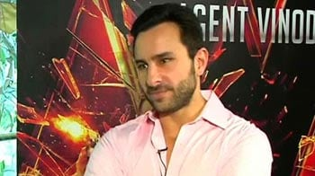 Saif's 'Bond' quotient