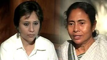Video : We want <i>izzat</i>, we are not beggars: Mamata Banerjee to NDTV about Congress, UPA