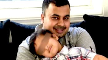 Video : Yes, we still want our children to return to India, says father in Norway custody row
