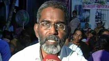 Video : Kudankulam protests: Am I a terrorist, asks anti-nuclear activist Udhayakumar