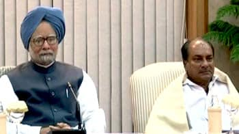Video : Lokpal Bill: PM's all-party meet fails to evolve consensus