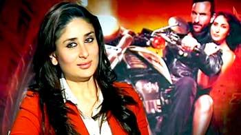Video : Kareena hates doing action stunts