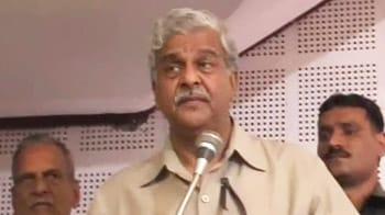 Video : Sriprakash Jaiswal slams Pranab's jewellery duty hike