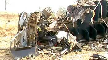 Video : Naxals blast CRPF bus; 12 jawans killed, 28 hurt