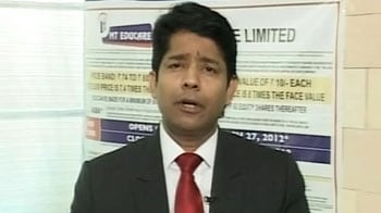 Video : Expect to raise Rs 35 cr from IPO for expansion: MT Educare
