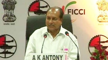 Video : Whoever leaked Army Chief's letter is anti-national: Antony