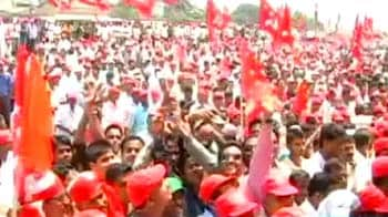 Video : Strike shuts operations of India's biggest port operations