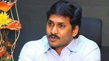 Video : Facing arrest, Jagan Mohan Reddy remains defiant