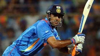 Video : Captain Dhoni's most special World Cup moment