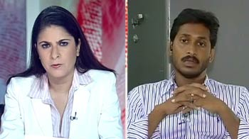 Video : Charges against me began after I left Congress: Jagan to NDTV