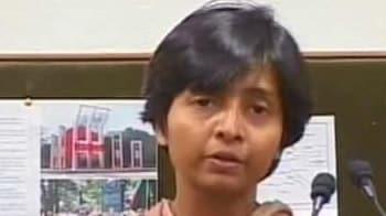 Video : Kolkata's top cop transferred; she cracked Park Street rape case