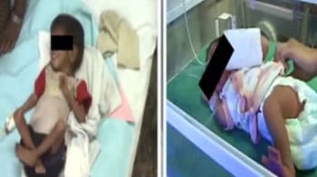 Video : India's unwanted girls: Baby found at bus stop