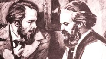 Video : Left out: Marx, Engels to play minor roles in Bengal school books
