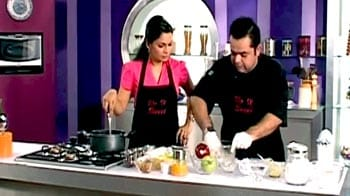 Video : Chef Vicky cooks up sinful desserts