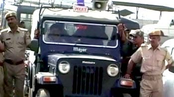 Video : Elaborate security measures for Zardari's visit