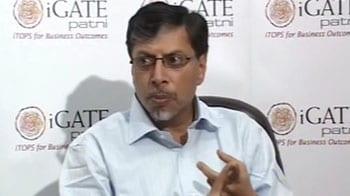 Video : IGate accepts Patni's delisting offer
