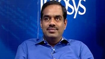 Video : Infosys CFO explains rationale behind low guidance