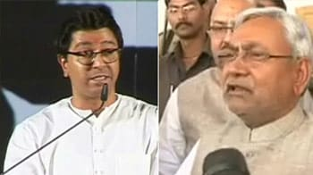 Video : Now Raj Thackeray says he has no problem with Nitish's visit