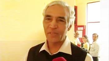 Video : Corruption not a big issue in Delhi civic polls: Lt General Tejender Singh