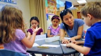 Video : Americans flock to study Mandarin Chinese