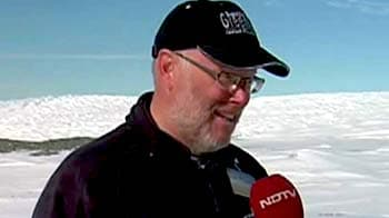 Video : Climate change turning Greenland's fate