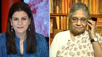 Video : Loss in Delhi civic polls not a personal setback: Sheila Dikshit to NDTV