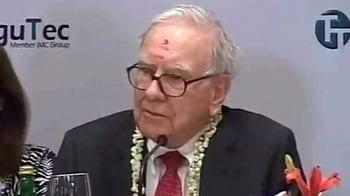 Video : Intel, IBM drag US markets down' Warren Buffett detected with cancer