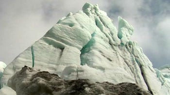 Video : Greenland offers clues to the past and future