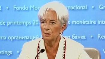 Video : Earnings boost Dow Jones; IMF wins $400 bn funding