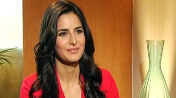 Video : Katrina Kaif on NDTV's Cell Guru