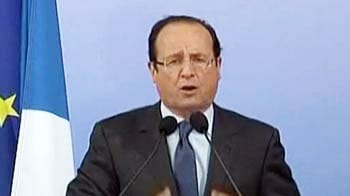 Video : Rich has become a dirty word in France's Presidential election