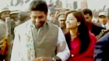 Videos : अमिताभ ने कॉलेज बनाने के लिए दिया पैसा