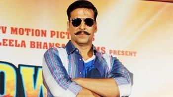 Rowdy Akshay wishes new mom Shilpa