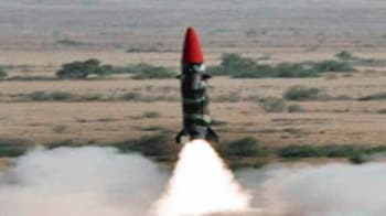 Video : Pakistan successfully test-fires nuclear ballistic missile Shaheen 1A