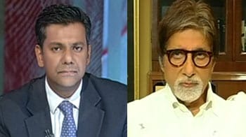 Video : Alarmed that names can be planted: Amitabh Bachchan to NDTV on clean-chit in Bofors case