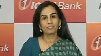 Video : Three-pronged strategy did the trick: Chanda Kochhar