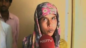 Video : Teen rejects child marriage inflicted on her when she was 12