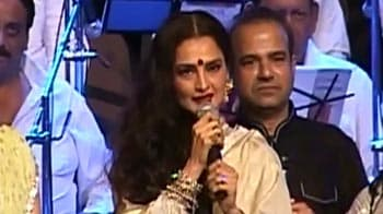 Rekha speaks after Rajya Sahba nomination