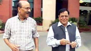 Video : Walk The Talk with DRDO chief VK Saraswat