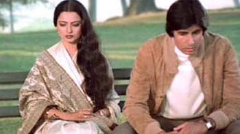Video : A film with Rekha? Why not, says Big B