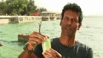 Video : The poisonous waters of Ajmer's lake
