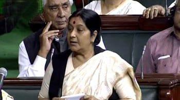 Video : राष्ट्रपति चुनाव : सुषमा ने दी शरद को सफाई