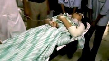 Video : गुड़गांव में युवती ने मेट्रो स्टेशन से लगाई छलांग