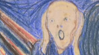 Video : 'The Scream' auctioned for a record $119.9 million