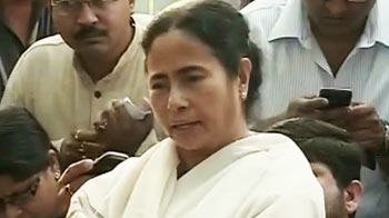 Video : President poll talk is premature, says Mamata after meet with PM