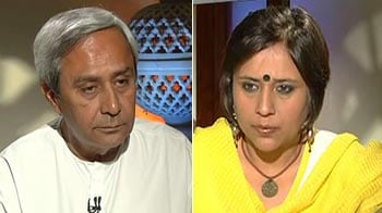 Video : NCTC in current form unacceptable: Naveen Patnaik to NDTV