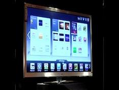 LG unveils new range of 3D Smart TVs
